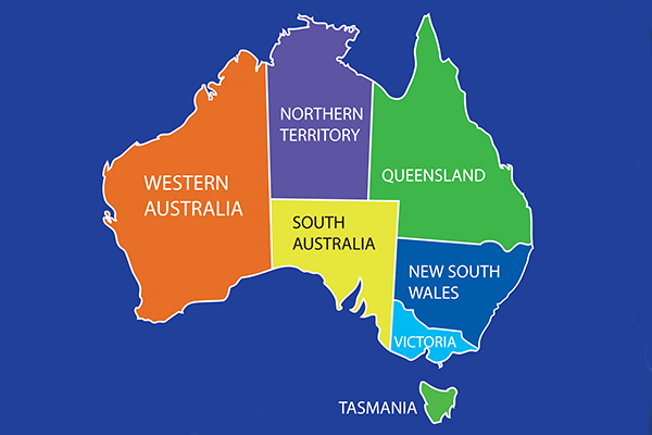 Article image for Forget 'The Garden State', Glenn Robbins has some new nickname ideas for Australian states