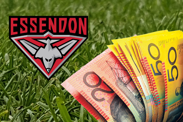 Article image for Essendon address player payment blunder