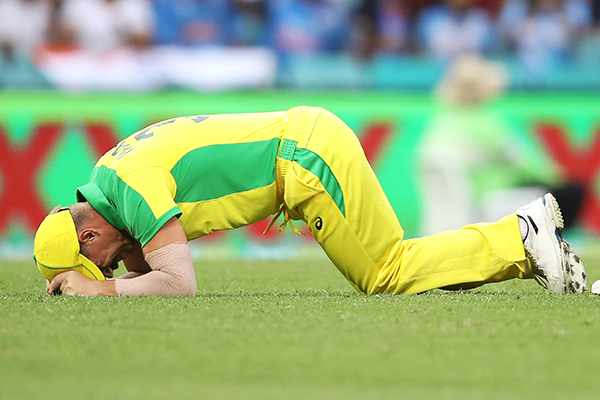 Article image for Who Bruce Eva thinks will open for Australia if David Warner is out