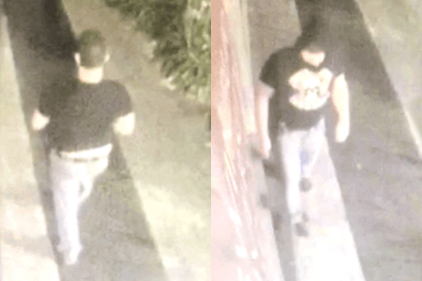 Article image for Search for attacker in ski mask who grabbed a woman in a frightening Hawthorn attack