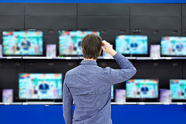 Article image for Why Victoria is experiencing a TV and electronics shortage