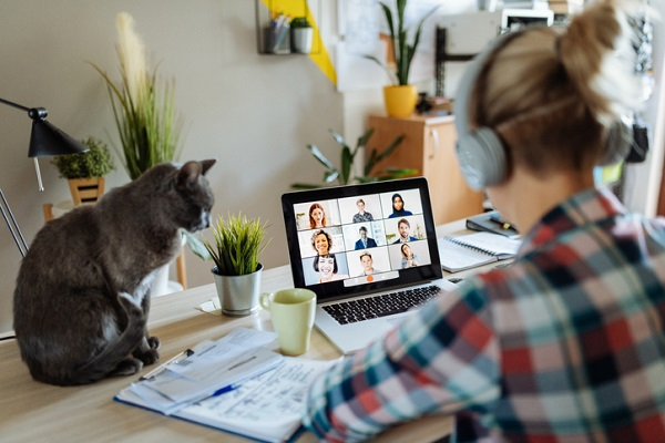 Article image for 'The survey is clear': Aussies love working from home