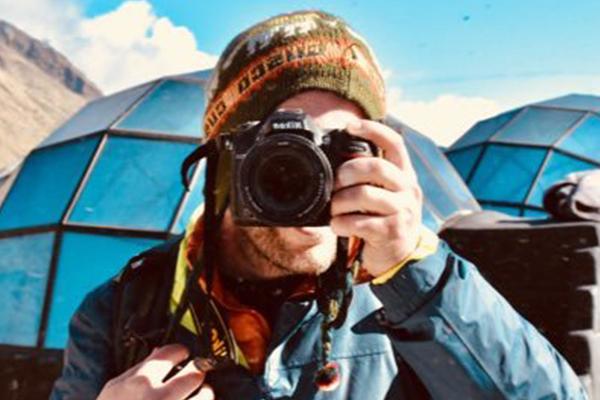 Article image for The photo that won Mark 'Scorcher' Davidson a prestigious photography award