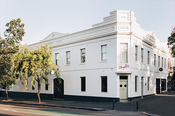 Article image for Pub Of The Week: Tony Leonard reviews The Parkville / Naughtons Hotel