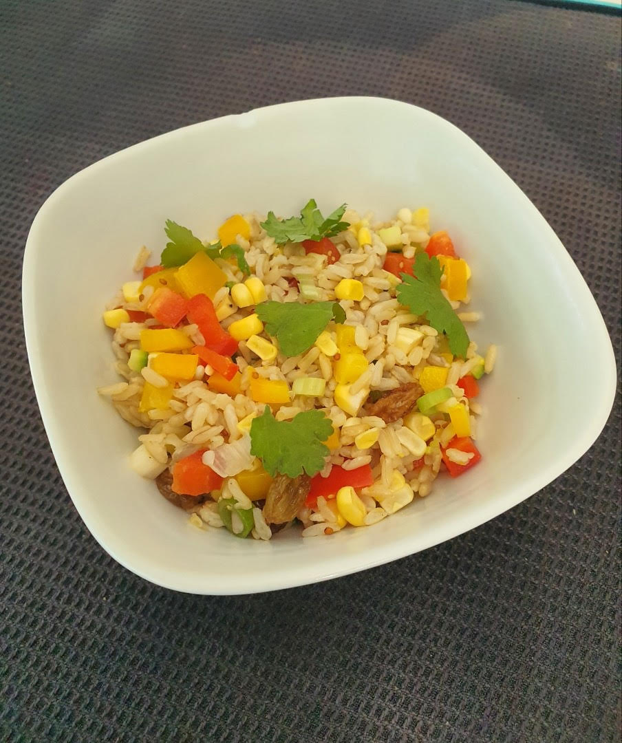 Article image for Dining with Den – Rice Salad