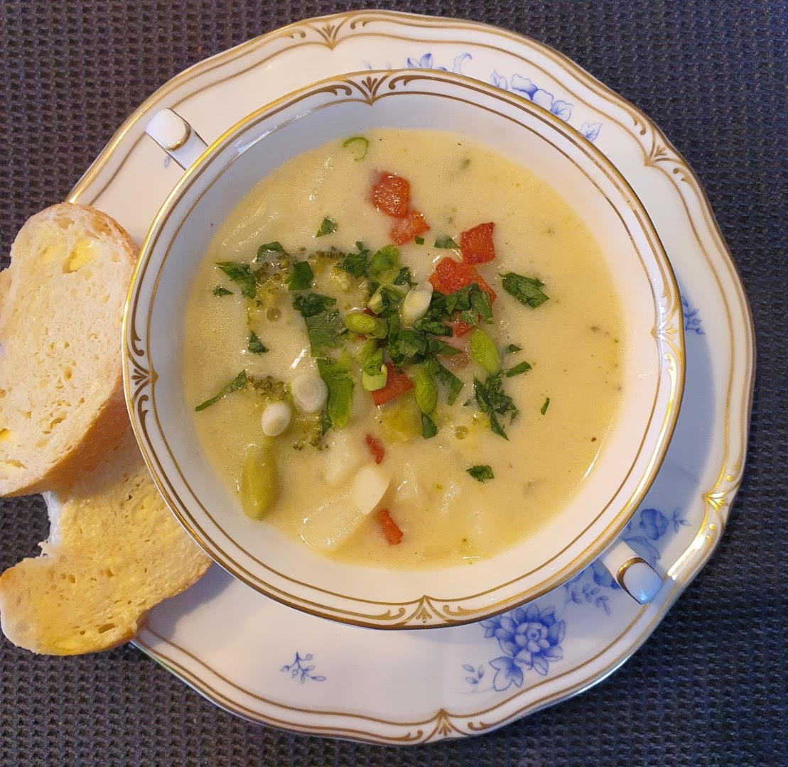 Article image for Dining with Den – Broccoli & Potato Soup