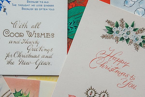 Why are physical Christmas Greeting Cards important in 2020?