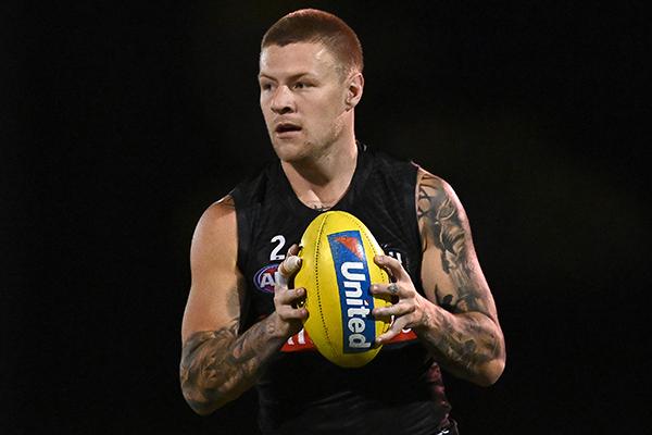 Article image for Collingwood announces four re-signings, including Jordan De Goey