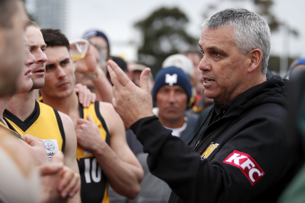 Article image for Mark Williams explains his initial reaction to Melbourne approach