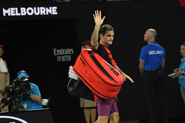Article image for Roger Federer withdraws from the Australian Open