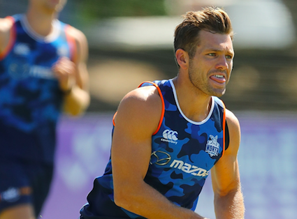 Article image for Shaun Higgins reflects on move to Geelong