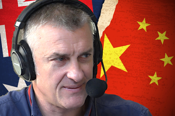 Tom Elliott says a key question needs answering when it comes to China
