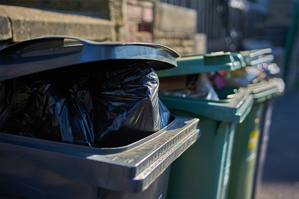 Article image for Pandemic habits push struggling waste sector to the brink