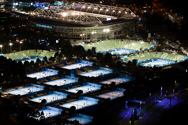 Article image for 'We've had every player enter': What the Australian Open will look like