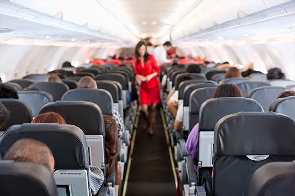 Article image for Public health expert says Sydney outbreak proves need for tougher rules for flight crews