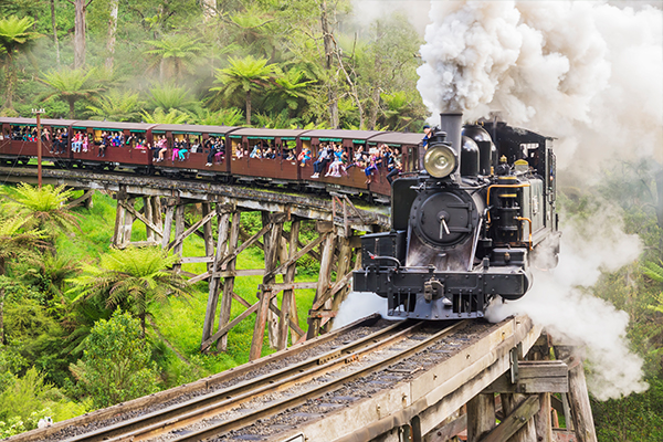 Article image for Much-loved Puffing Billy tradition set to return after ban