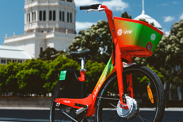 Article image for A new bike-share scheme has launched in Melbourne