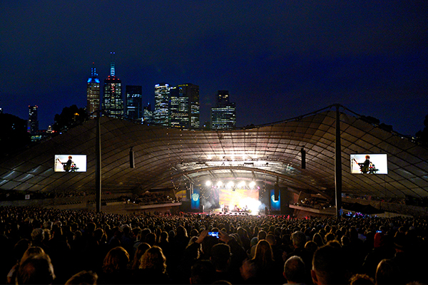 Article image for Major upgrade planned for iconic Sidney Myer Music Bowl