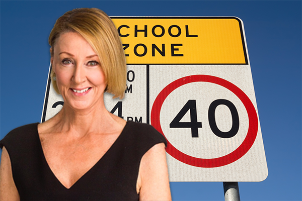 Article image for Why Dee Dee doesn't support a reduction in speed limits