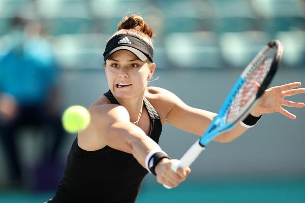 Article image for 'I'm super grateful': No complaints from Greek tennis player doing hard quarantine