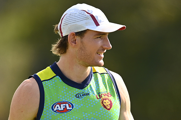 Article image for Why this Brisbane defender isn't worried about losing 2020's home ground advantages