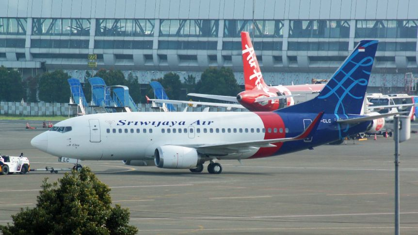 Latest news on the missing Indonesian Aircraft