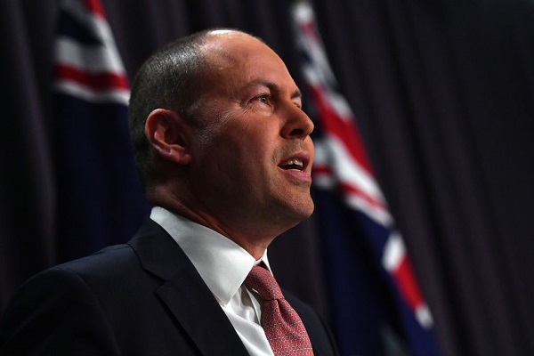Article image for 'People have started to get back to work': Treasurer's confident economic outlook