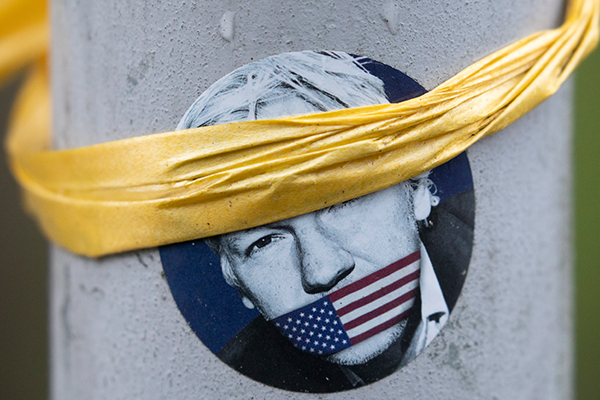 Article image for Why Julian Assange won't be extradited to the United States