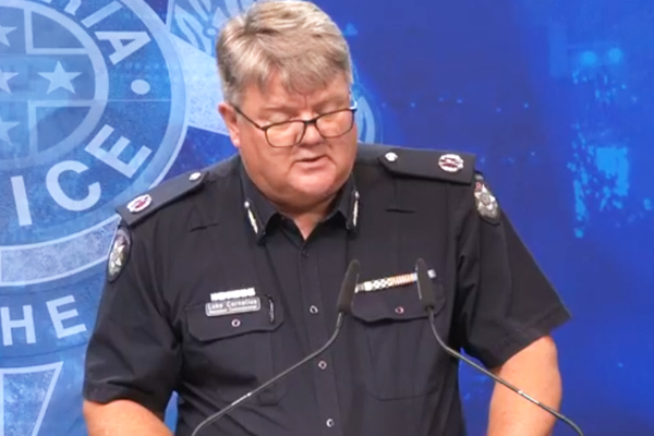 Article image for Police share latest details on Bourke Street drama
