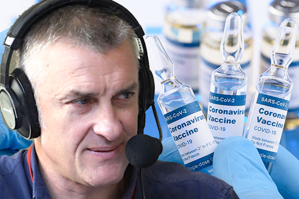 Article image for Tom Elliott lists five reasons some Australians are concerned by the COVID-19 vaccine