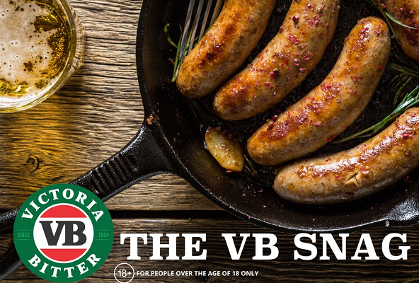 Beer sausage confirmed for Australia Day