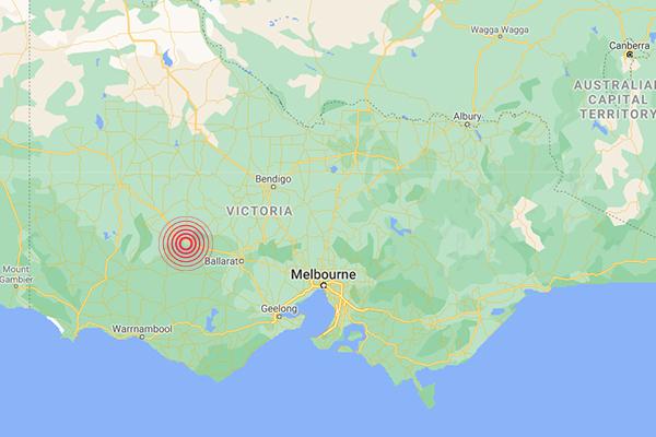 Article image for 'I felt the whole house shake': Earthquake rocks regional Victorian towns