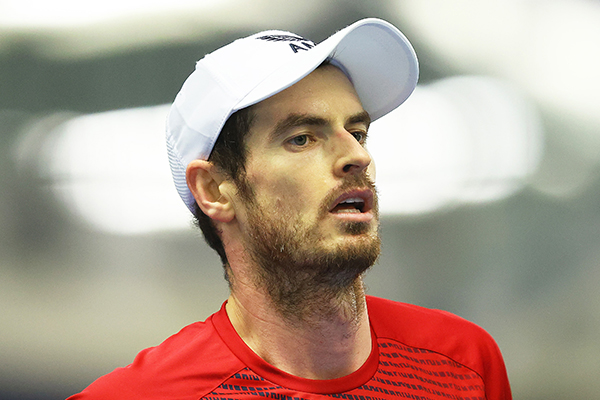 Article image for Andy Murray 'highly unlikely' to compete in Australian Open after positive COVID-19 test