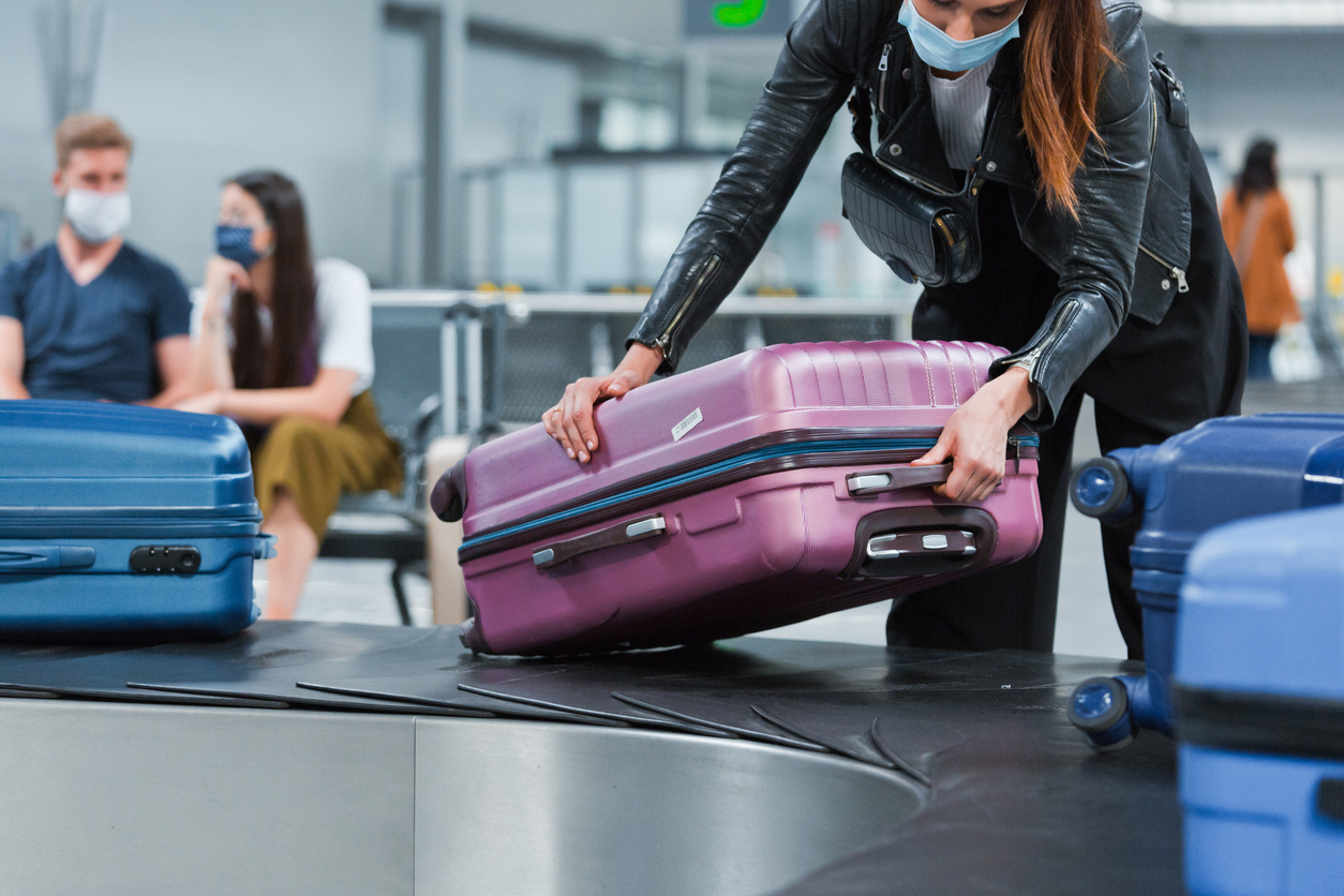 The idea to quarantine international travellers before they board a plane
