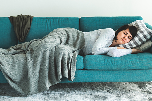 Article image for The effect an afternoon nap has on memory and mental agility