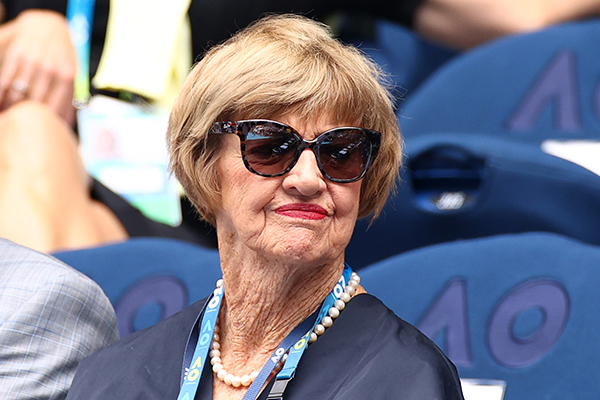 Article image for Margaret Court to receive Australia Day honours