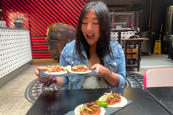 Article image for Mikkayla reviews: Mejico — 'an elbows-on-the-table, sauce-on-the-chin experience'