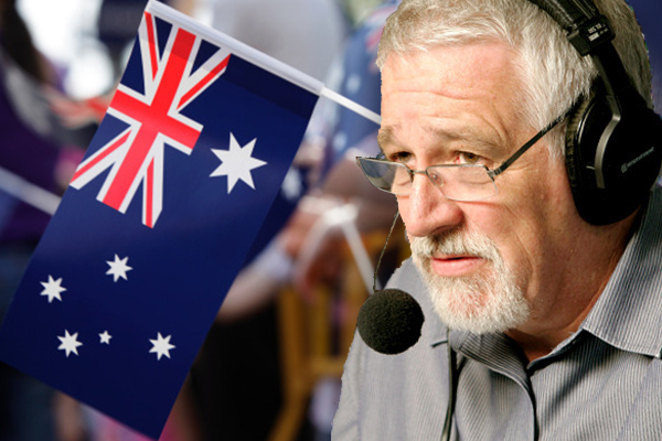 Article image for The change that's convinced Neil Mitchell that Australia Day is 'dying'