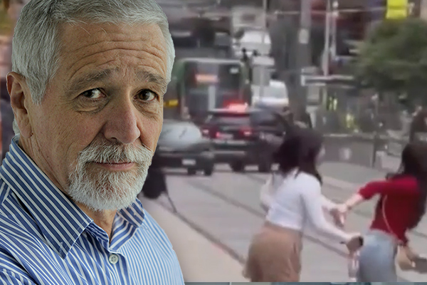 Article image for The questions Neil Mitchell has after the Bourke Street scare