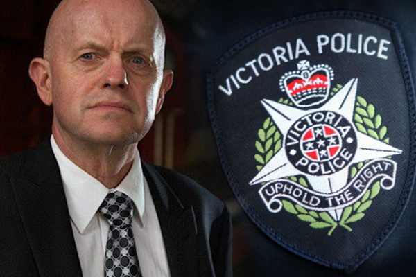 Article image for Sly of the Underworld: Why Victoria's police force is 'almost at breaking point'