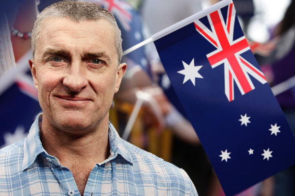 Article image for Why Tom Elliott thinks Australia Day 'is finished'