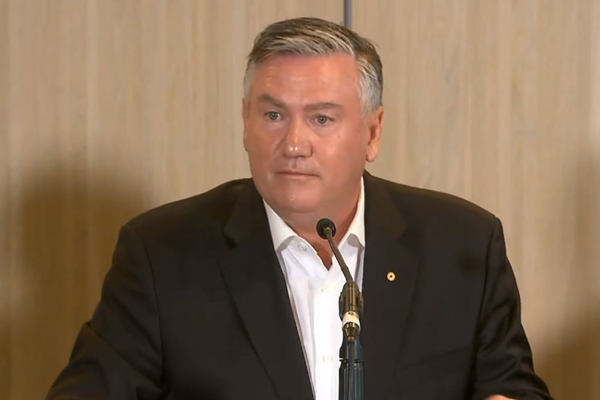 Article image for 'Proud and historic day': Eddie McGuire responds to racism report