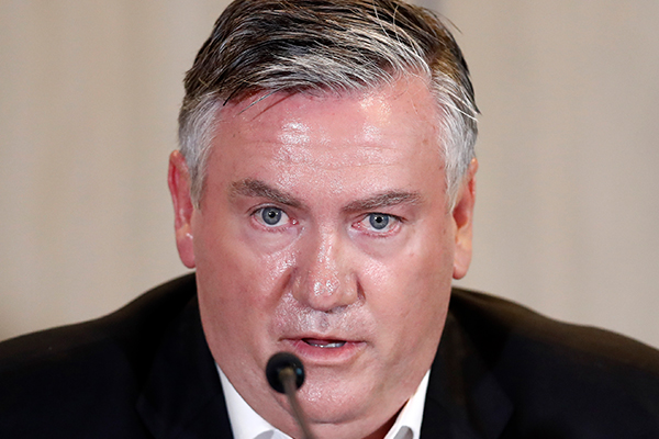 GONE: Eddie McGuire quits as Collingwood president