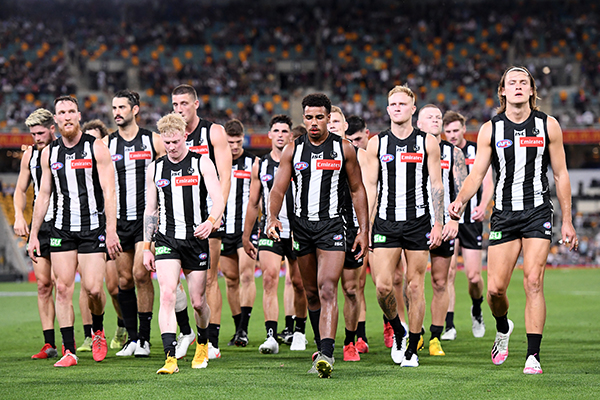 Article image for The questions sponsors should be asking Collingwood after racism report