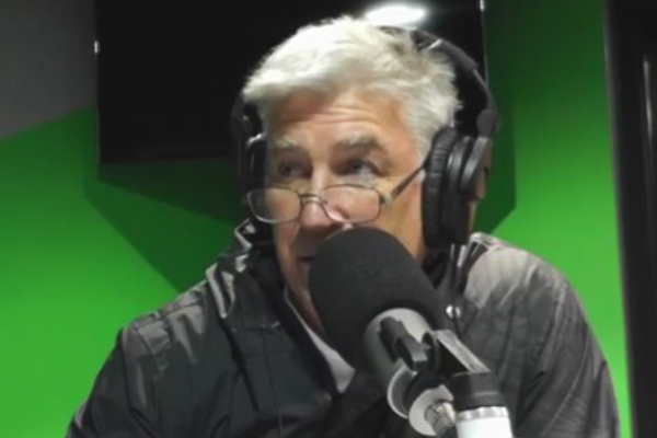 Article image for Gerard Healy reacts to the 'hysteria' surrounding the AFL's controversial new rule