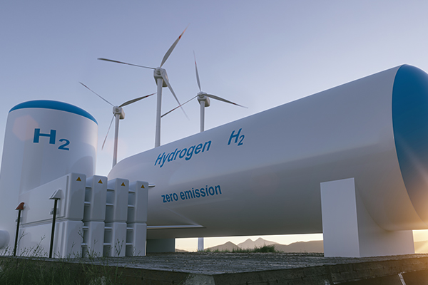 Article image for Why hydrogen presents a 'really great opportunity' for Australia