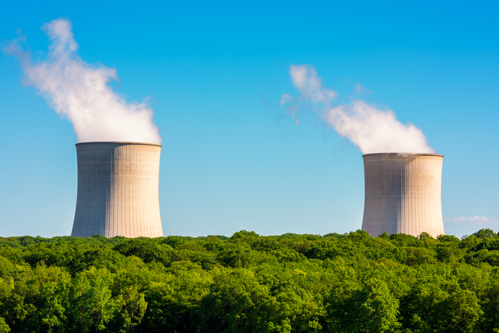 Political support for nuclear power