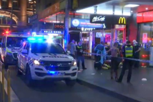 Article image for Teens charged over alleged CBD stabbing