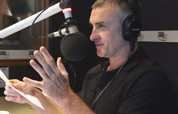 Tom Elliott questions Victorian CHO's decision to attend awards night