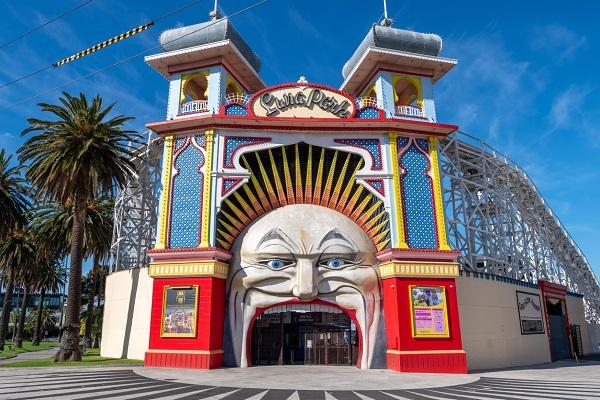 Article image for 'We're very concerned': Works threaten Luna Park